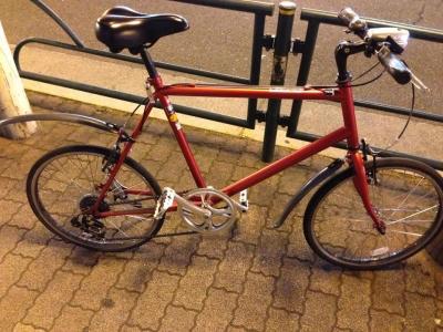ドン・キホーテ ミニベロ 自転車