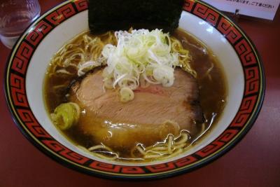 華丸ラーメン(煮干)