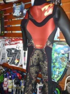 ビラボン ウエットスーツ