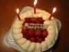 B'day ケーキ 全体図