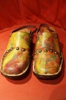 即興製作の靴1