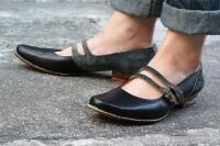 靴のワークショップ