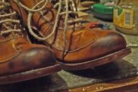 ハンドメイド靴