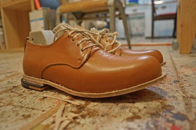 仕事でも、プライベートでも使える 手作り靴 】 ~靴教室