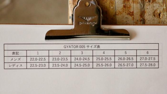 kokochi sun3 / GYATOR 005