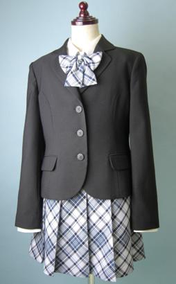 こんな感じのスーツです