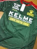 KELMEプラクティクシャツ