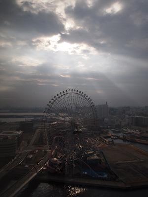 パンパシフィック横浜ベイホテル東急