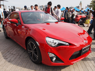 LE VOLANT CARS MEET 2012 トヨタ86