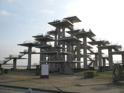 明治百年記念展望塔 1