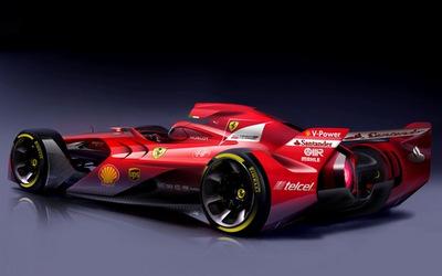 フェラーリF1コンセプト 2