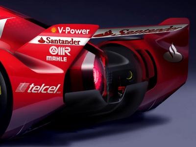 フェラーリF1コンセプト 3