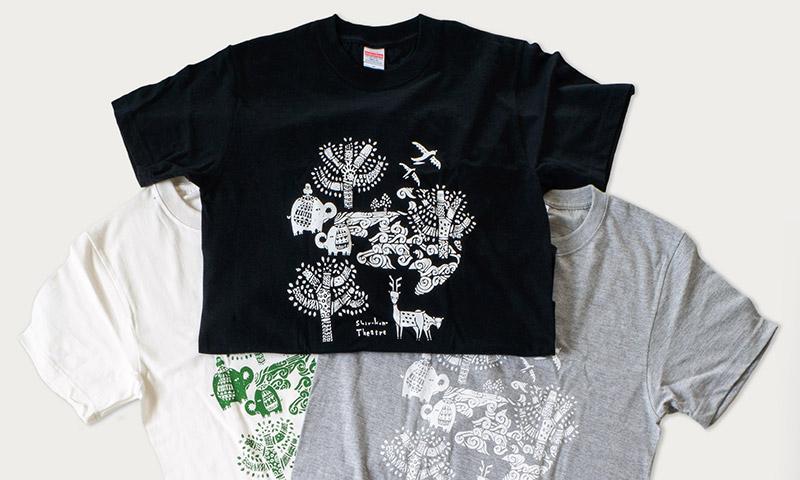 白子ノ劇場Tシャツ