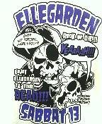 ELLEGARDEN T-shirt