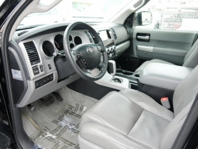 USトヨタ セコイア 内装 本革シート
