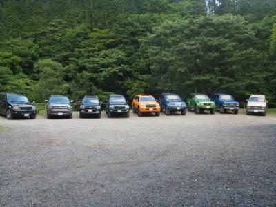 USトヨタ(北米トヨタ)セコイア&4ランナーとランクル