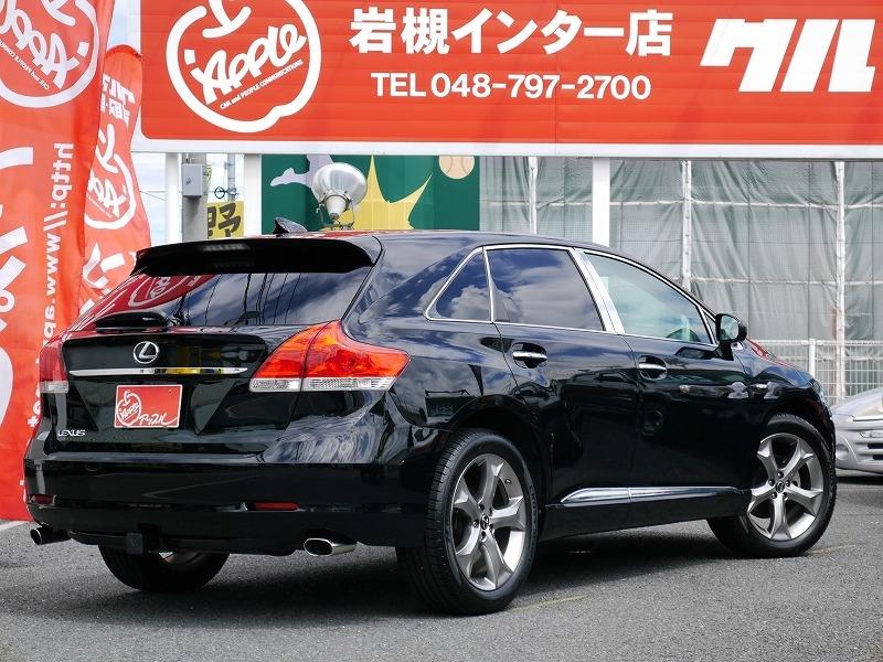 USトヨタ ヴェンザ 2010年モデル 新車並行 3.5L レザーパッケージ ブラック