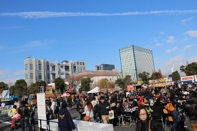 稲妻フェスティバル_2016_お台場_ケータリング_フードコート