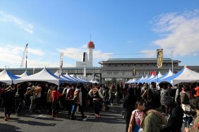 稲妻フェスティバル_2016_お台場_ショッピングブース