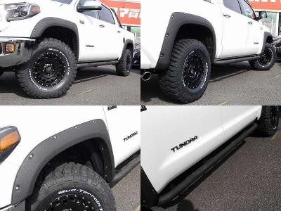 USトヨタ_タンドラ-ブッシュワーカーポケットスタイルオーバーフェンダー・サイドステップLINEX