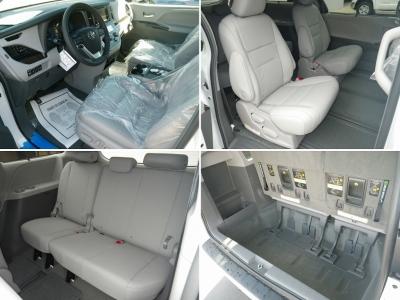 2017年モデル_新車_XLE_4WD_USトヨタ_インテリア