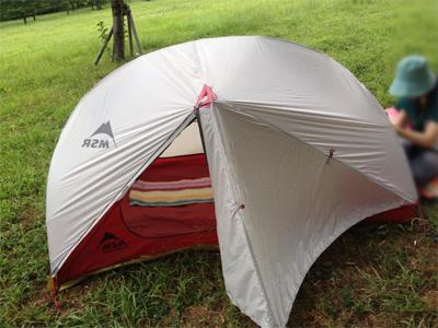テント買っちゃいました!