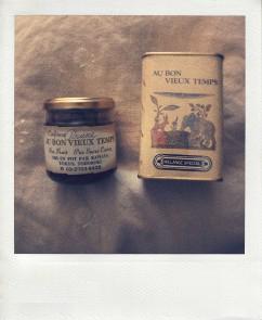 Au Bon Viex Temps tea & jam