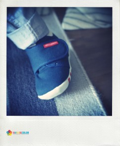 the first shoes