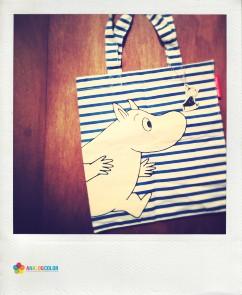 muumi bag