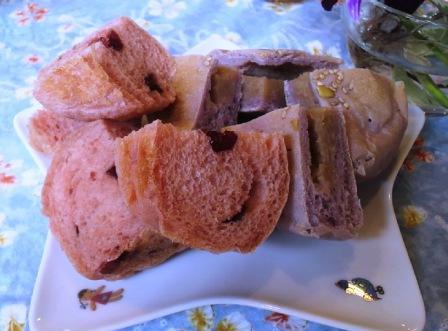 マクロビさくら亭 パン