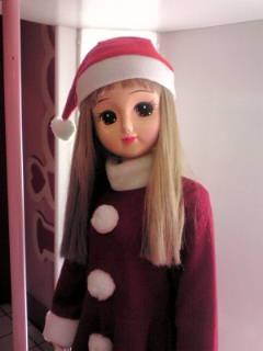 クリスマスリカちゃん