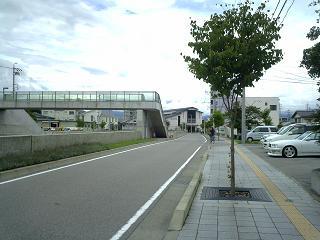再び北松本駅へ