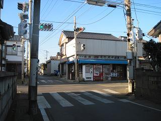 地元の商店