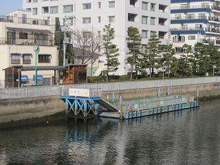 高橋乗船場