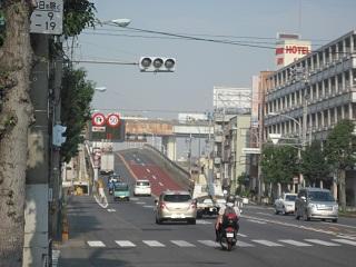 葛西橋東詰
