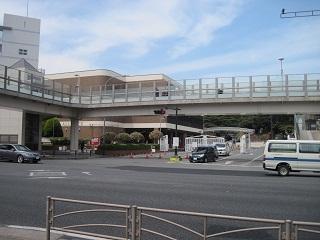 米軍横須賀基地正門