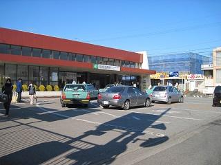 船橋法典駅