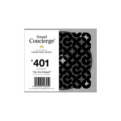 Sound Concierge #401