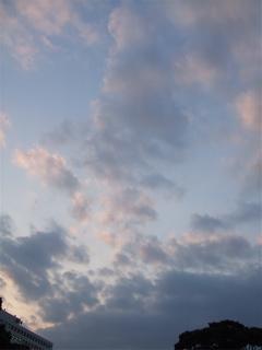 20070925 夕景2