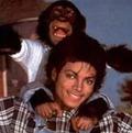 マイケルとバブルス