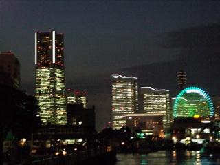 20071029横浜夜景