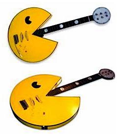 パックマンギター