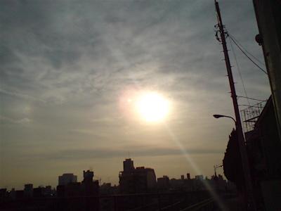 20071217冬の空2