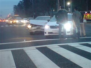 20071222交通事故