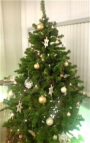 20071224クリスマスツリー