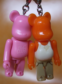 "PEPSI NEX × FOX ""FIGHT CLUB"" & ""DIE HARD"" BE@RBRICK"