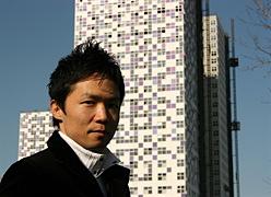 20080113建築家・迫慶一郎氏