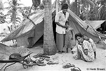 報しられなかった10の人道危機 スリランカ3