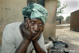 報じられなかった10の人道危機 中央アフリカ共和国2