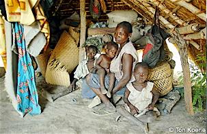 報しられなかった10の人道危機 中央アフリカ共和国3